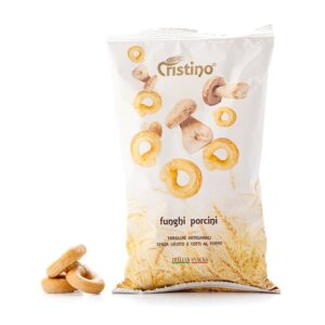 taralli funghi porcini snack cristino snacks