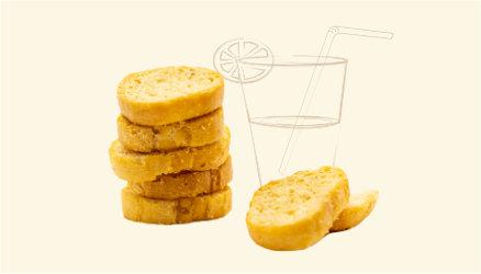 Snack Crostini Cristino Snacks